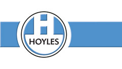 Hoyles Partner with Medway Security